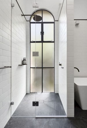 Stand up shower design ideas to copy right now 40