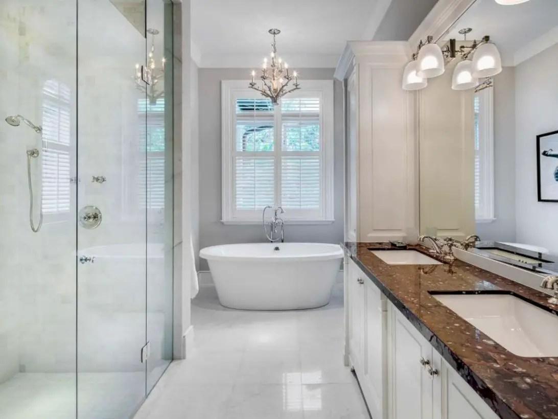 25 Luxurious Bathroom Design Ideas To Copy Right Now: 43 Stand Up Shower Design Ideas To Copy Right Now