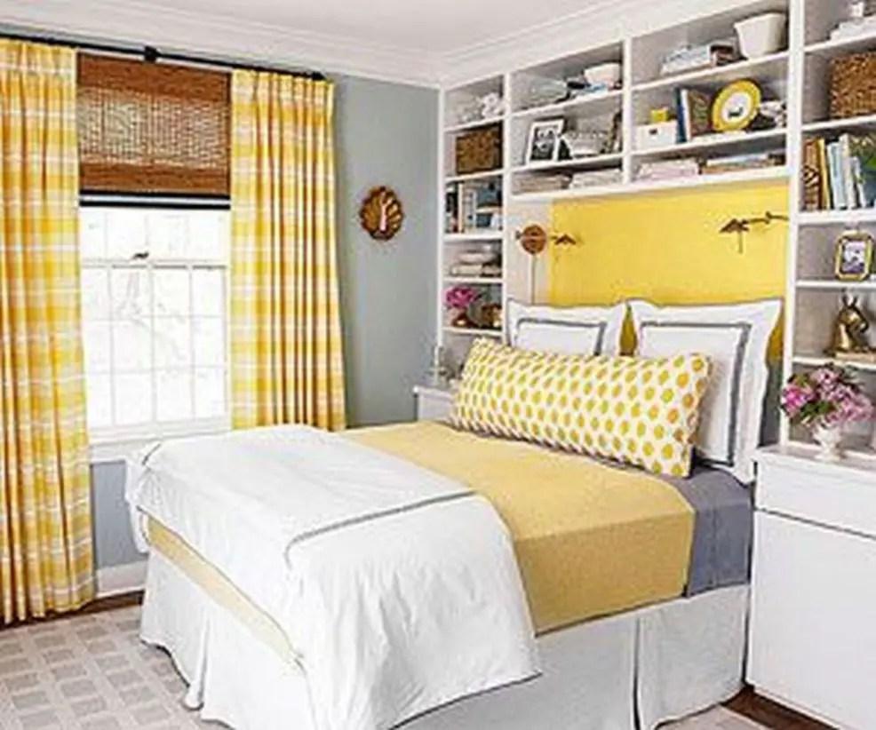 39 stunning bookshelves ideas for bedroom decoration - Bookshelf ideas for bedroom ...