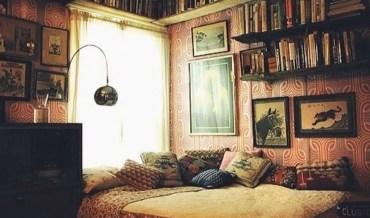 Stunning bookshelves ideas for bedroom decoration 30