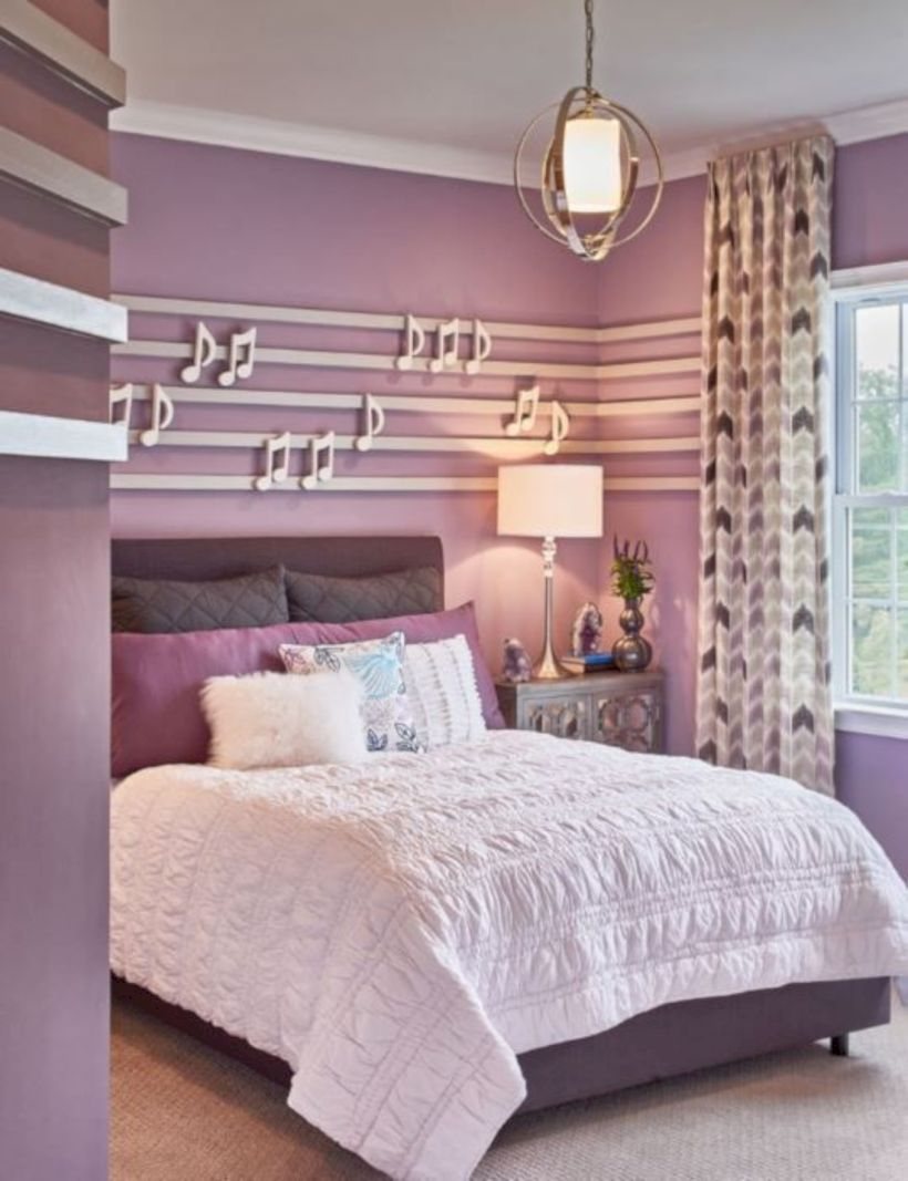 39 Stunning Ideas for Small Rooms Teenage Girl Bedroom ... on Teenage Bedroom Ideas  id=39134