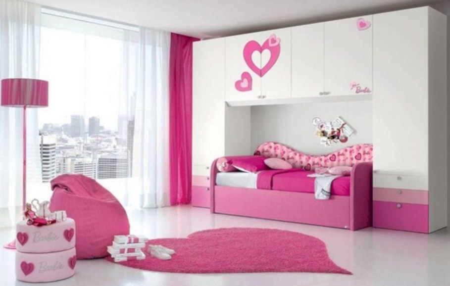 Stunning ideas for small rooms teenage girl bedroom 22