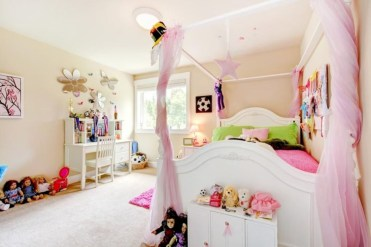 Stunning ideas for small rooms teenage girl bedroom 25