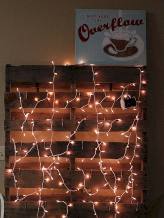 Twinkly ways to light up your home with christmas fairy light 04