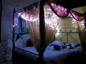 Twinkly ways to light up your home with christmas fairy light 11
