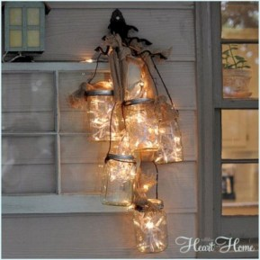 Twinkly ways to light up your home with christmas fairy light 12