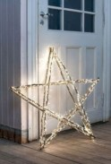 Twinkly ways to light up your home with christmas fairy light 33