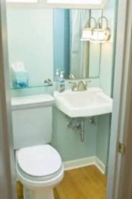 Very small bathroom design on a budget 10