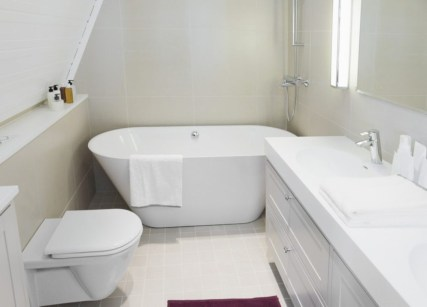 Very small bathroom design on a budget 11