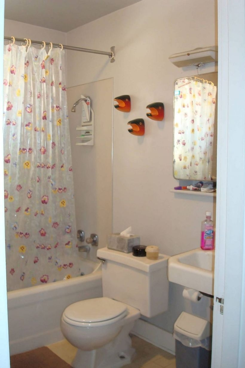 Very small bathroom design on a budget 21