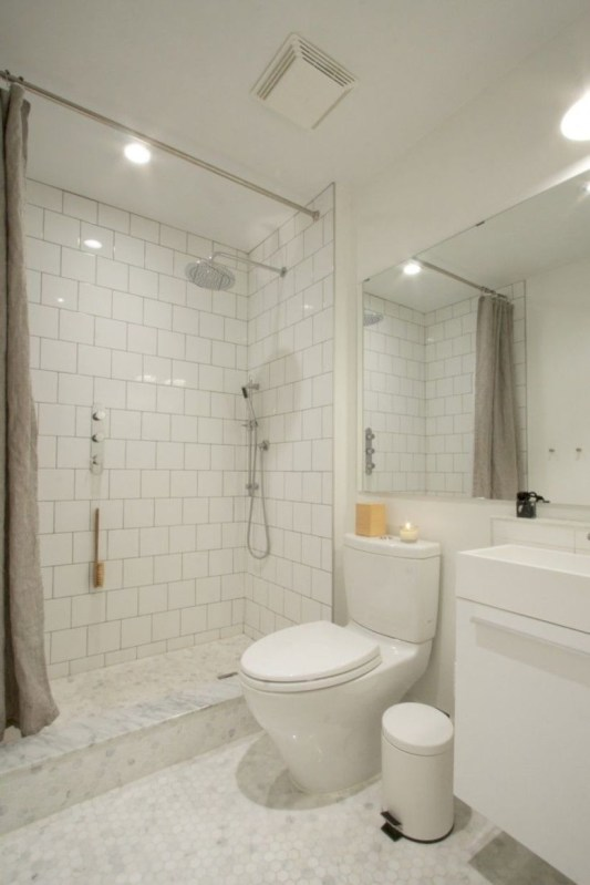 Very small bathroom design on a budget 35