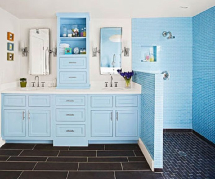 Ways to boost and refresh your bathroom 44