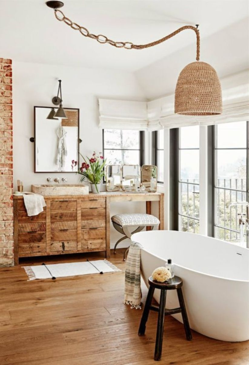 Ways to boost and refresh your bathroom 46