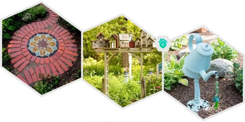 18. garden decor ideas