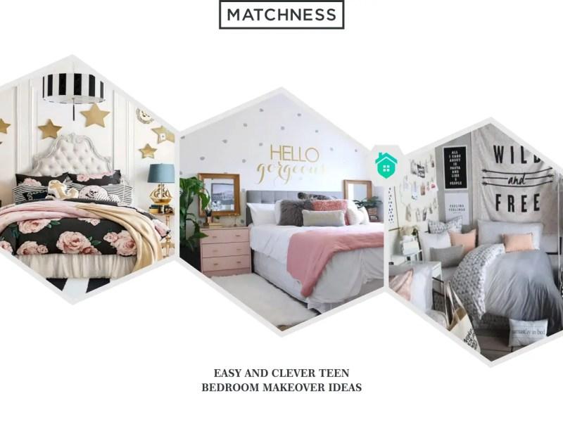 20. teen bedroom makeover