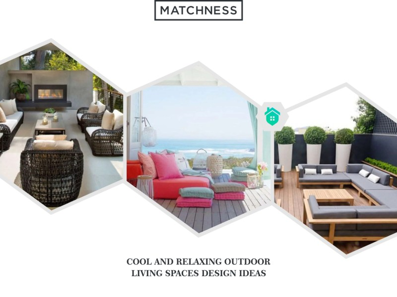 21. outdoor living spaces design
