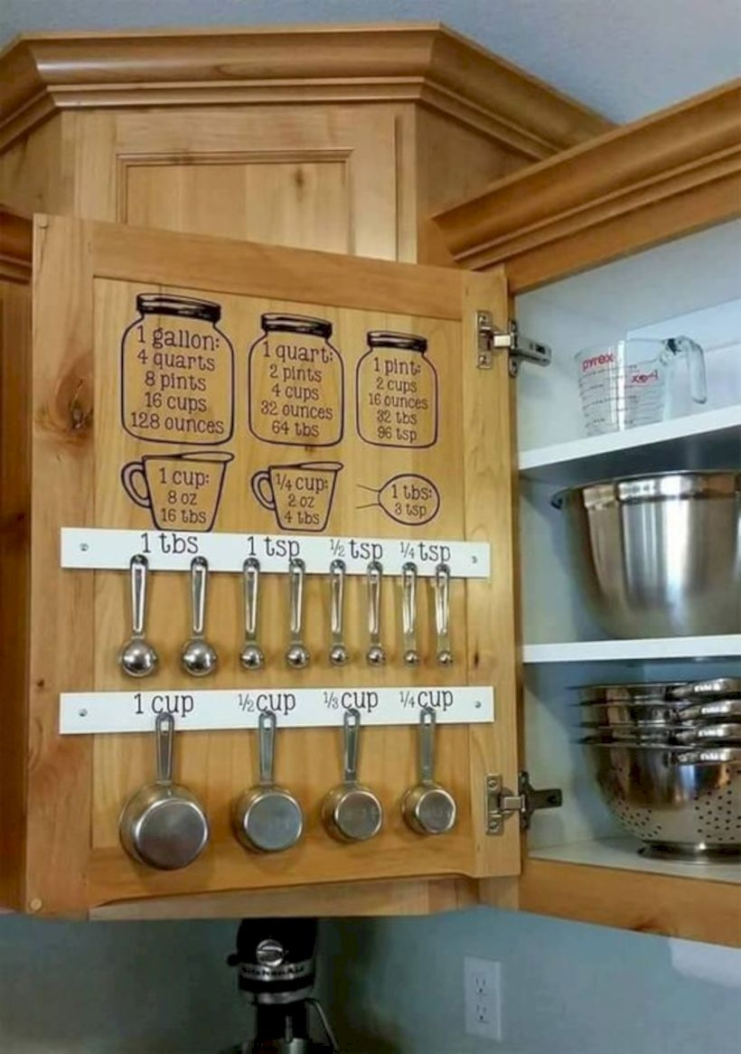Brilliant kitchen organization ideas
