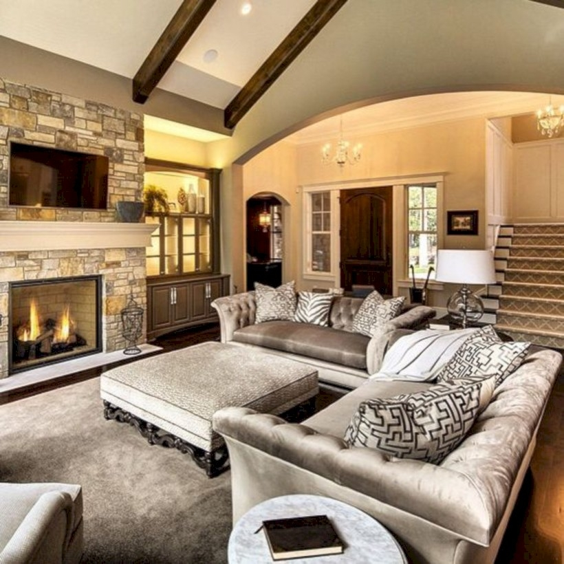 9 Awesome Living Room Design Ideas: 16 Awesome Modern Rustic Living Room Ideas