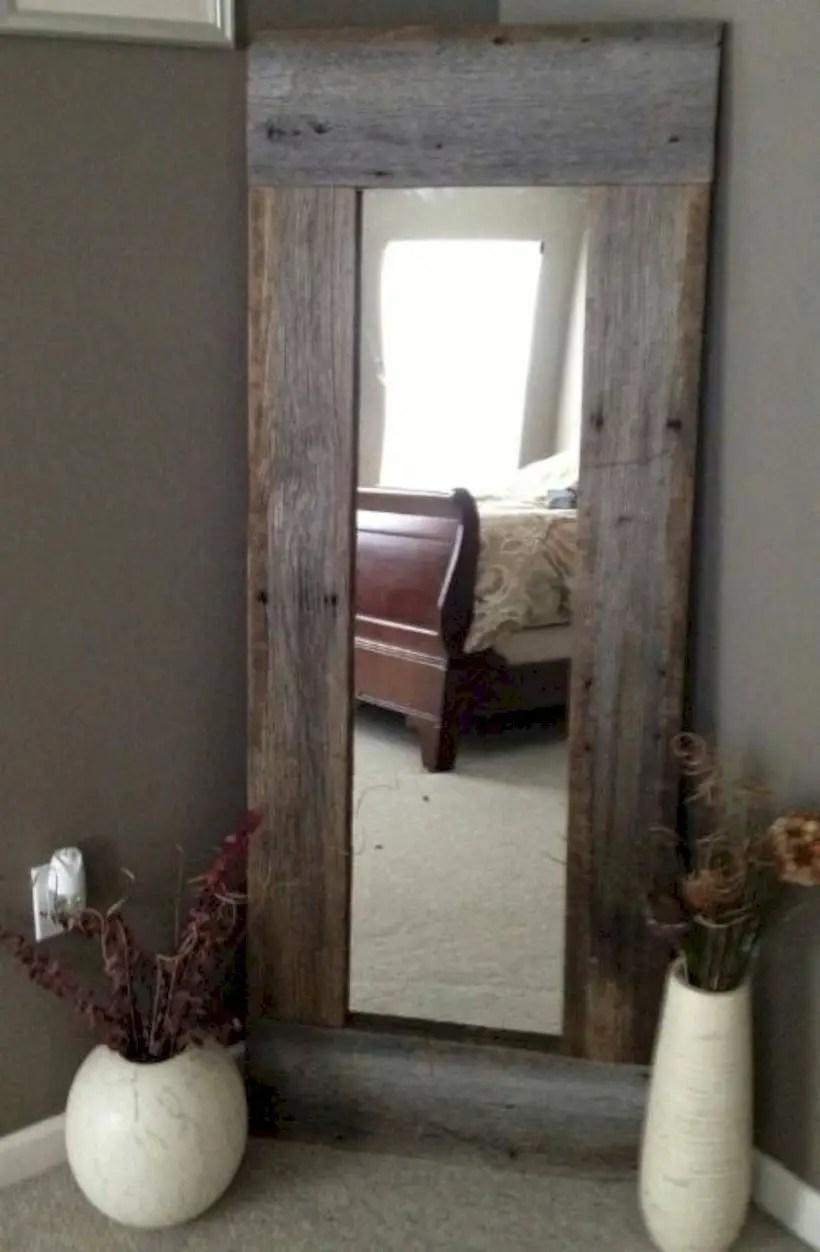 Diy crafts mirror