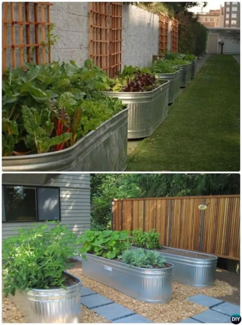 Diy raised garden bed ideas instructions