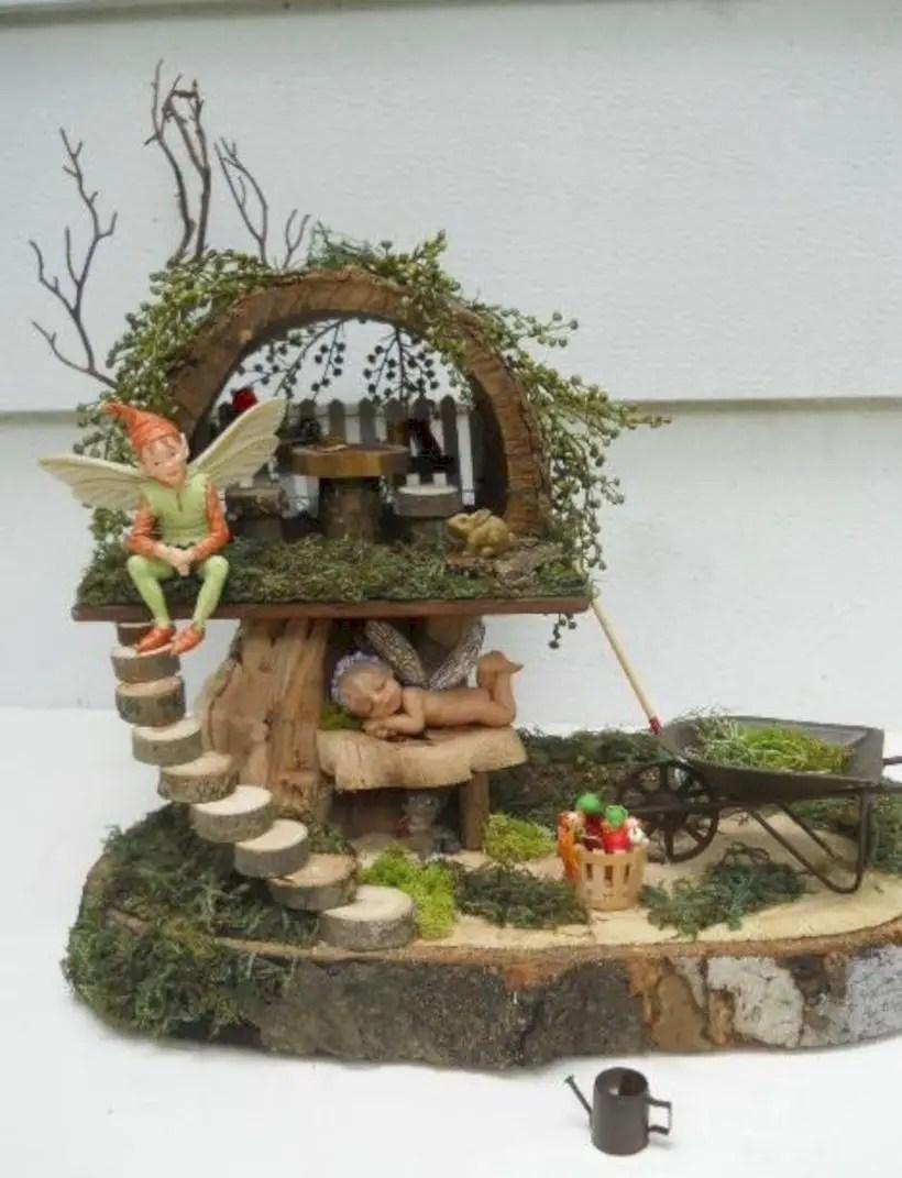 16 Tiny and Adorable Magical DIY Fairy Garden Ideas ...