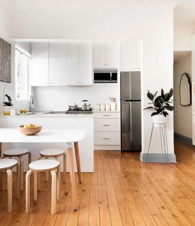 Inspiring modern scandinavian kitchen ideas