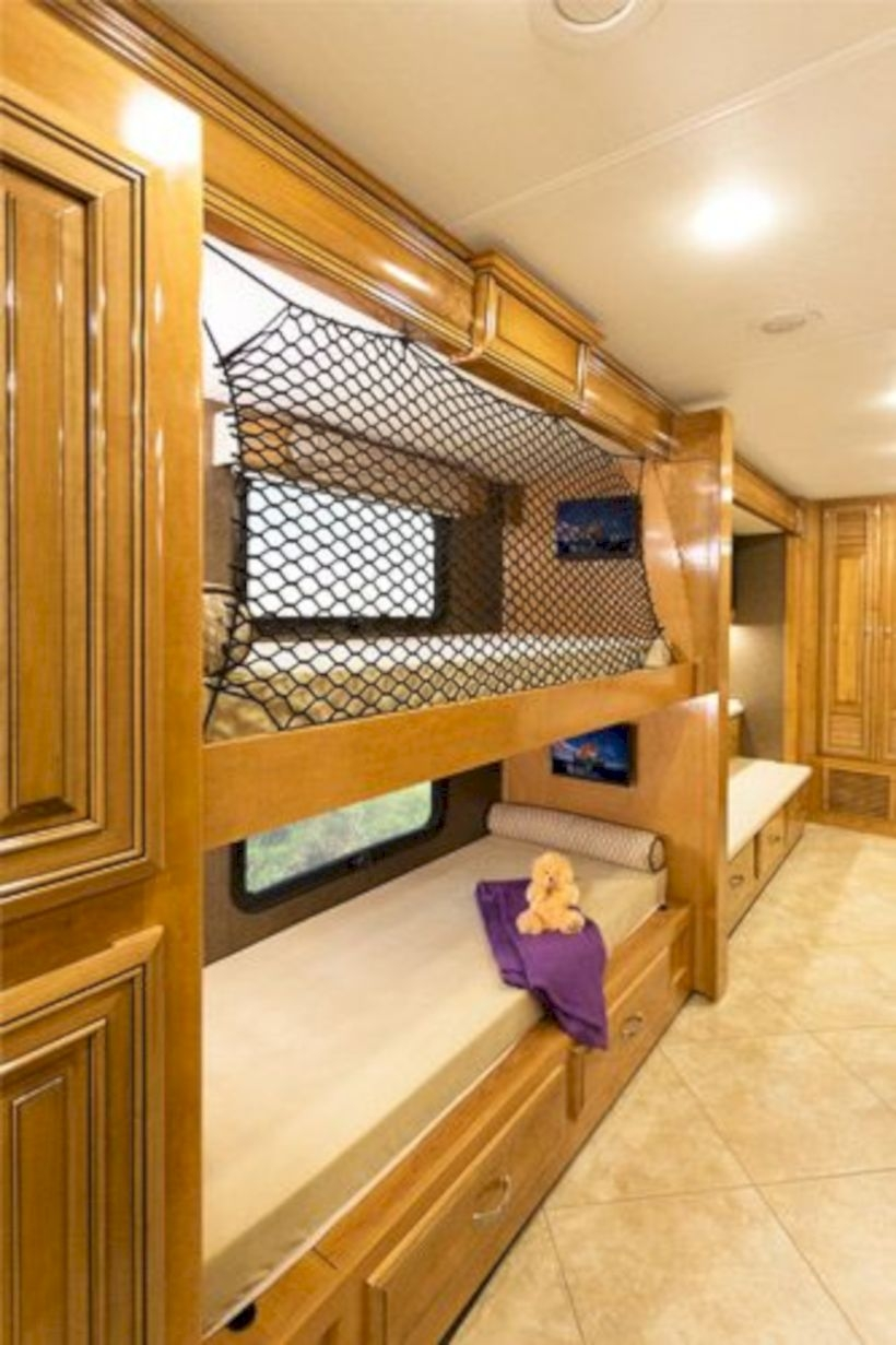 16 Smart Camper Decorating Ideas Travel Trailers