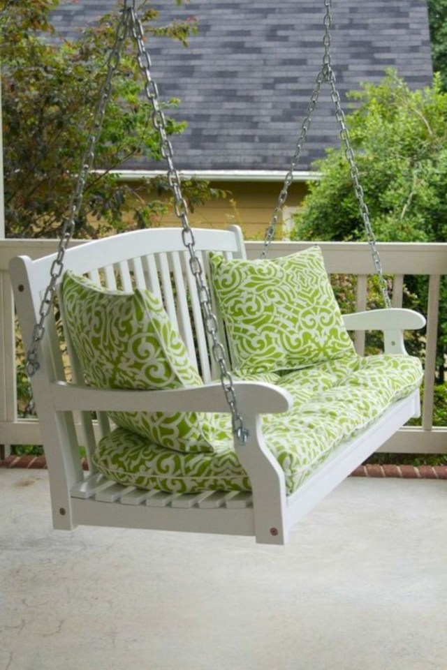 Outdoor furniture porch swings and gliders