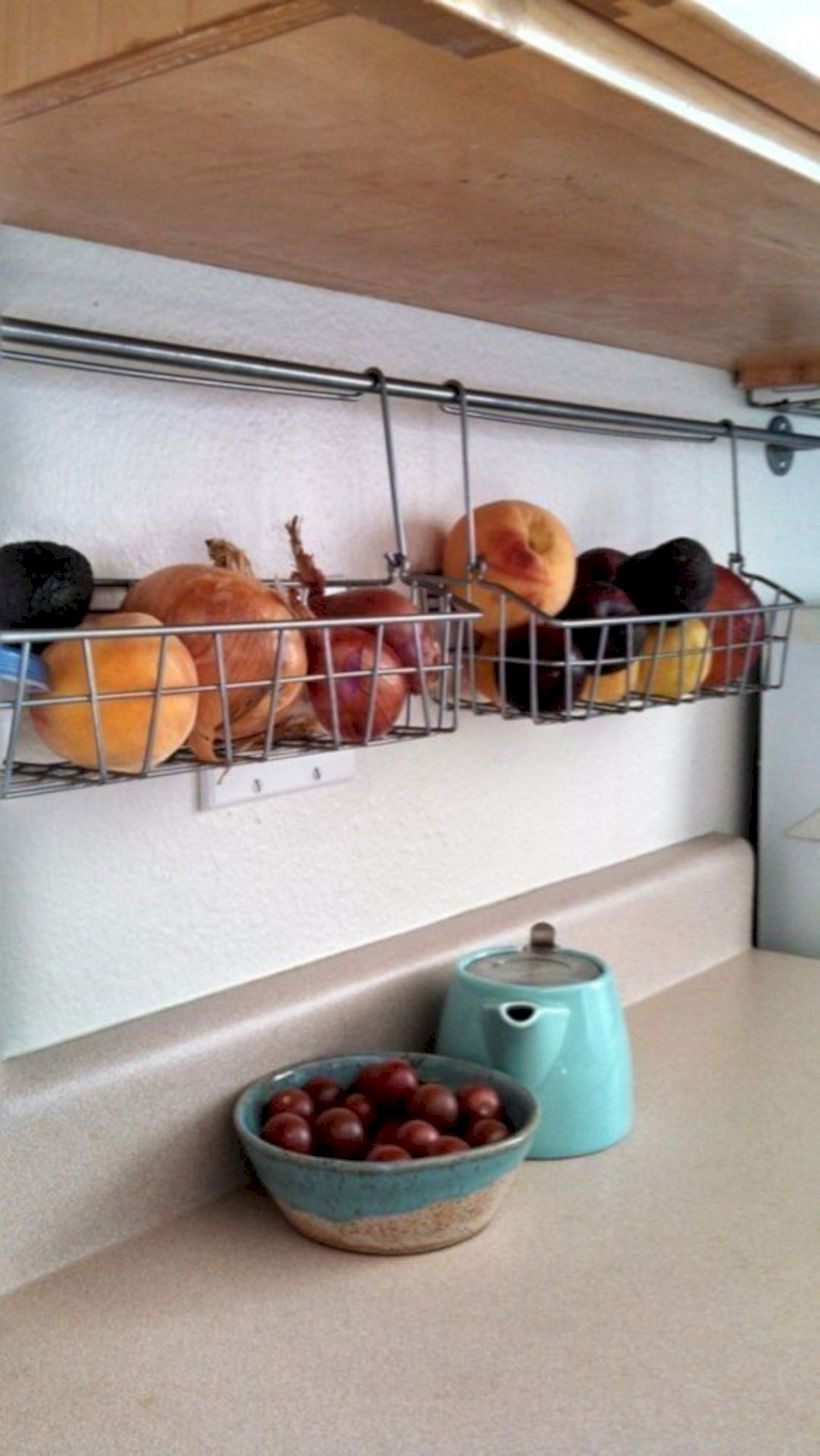 Rv fruit storage