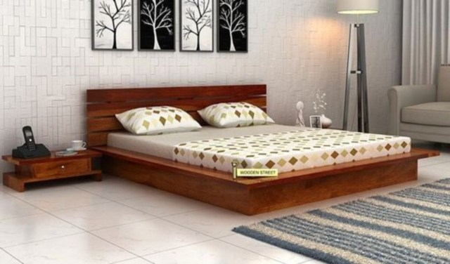Select the right king size bed that matches with your room interiors