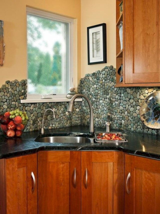 Trendiest kitchen backsplash materials