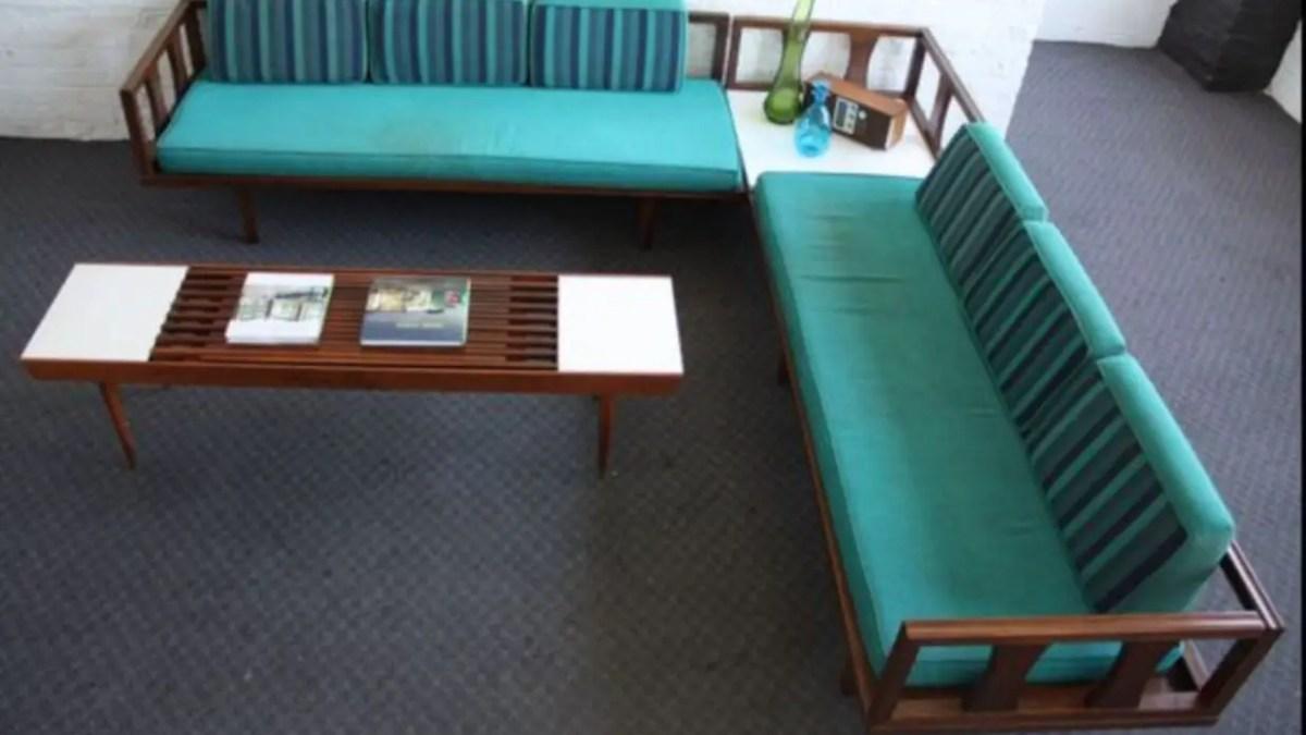 17 DIY Mid-Century Modern Furniture