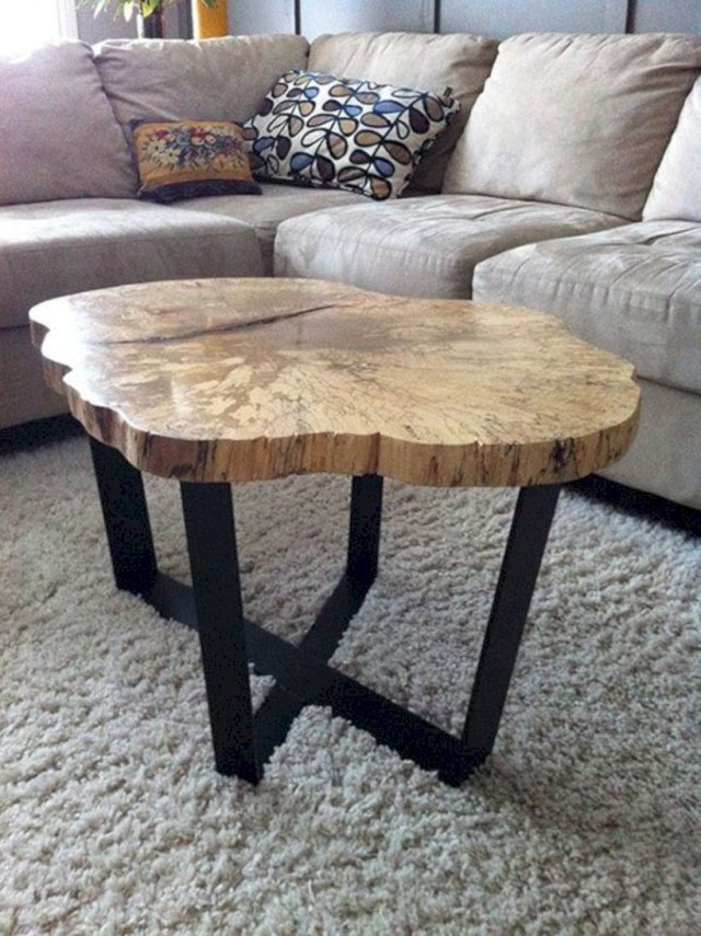 Maple coffee tables