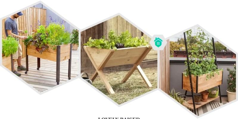 17. vegetables garden ideas