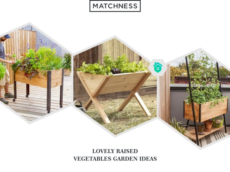 17. vegetables garden ideas