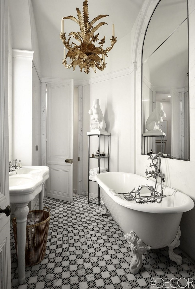 Byzantine bathroom