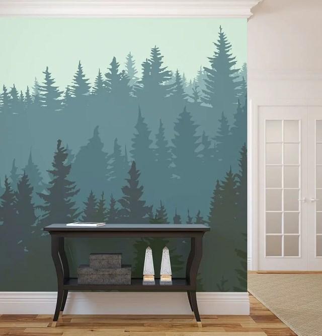 Inspiring accent wall ideas 6