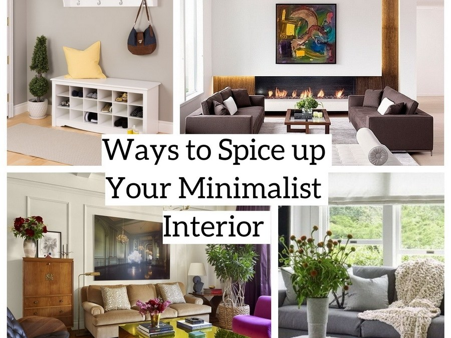 Ways to Spice up Your Minimalist Interior Whilst Keeping It Simple