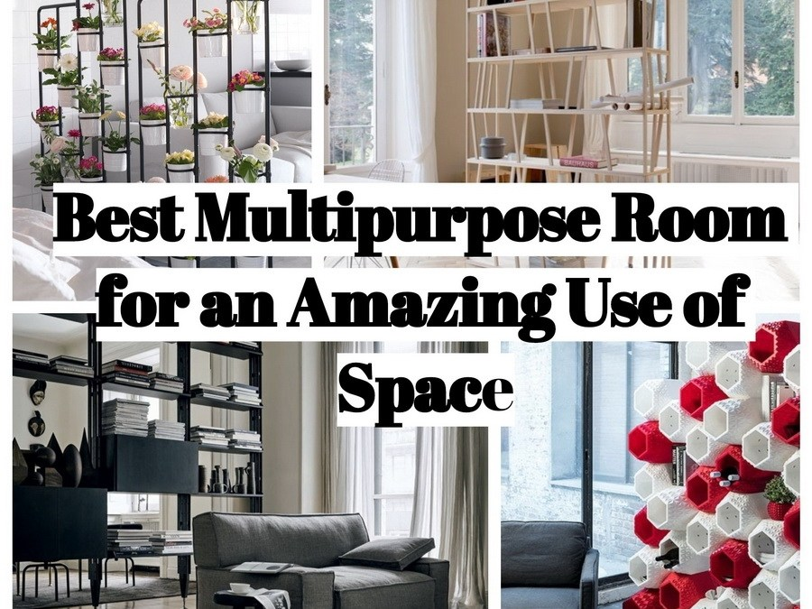 Best Multipurpose Room for an Amazing Use of Space