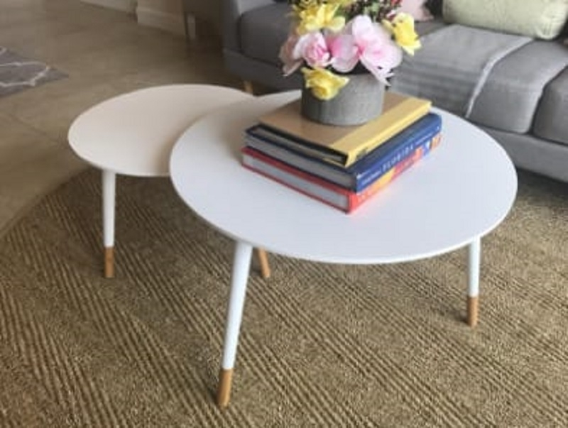 Use Nesting Coffee Table