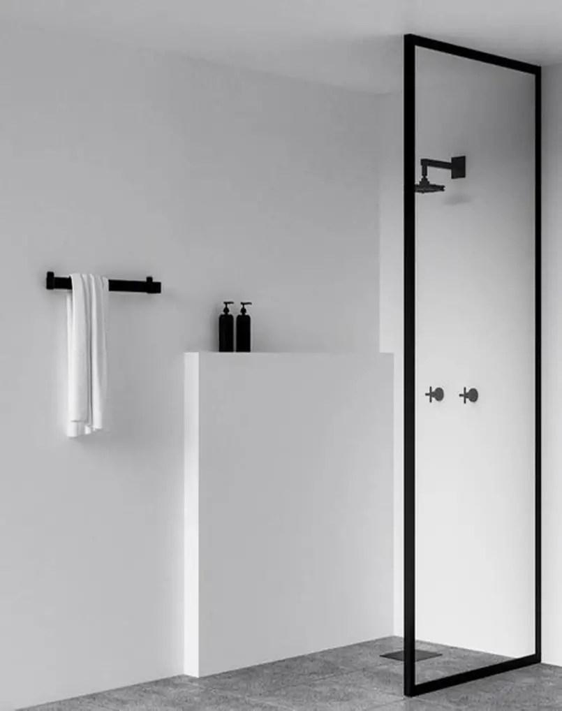 Minimalist bathroom 6