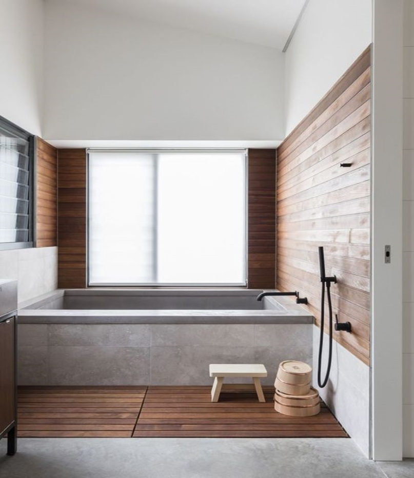 Minimalist bathroom 7