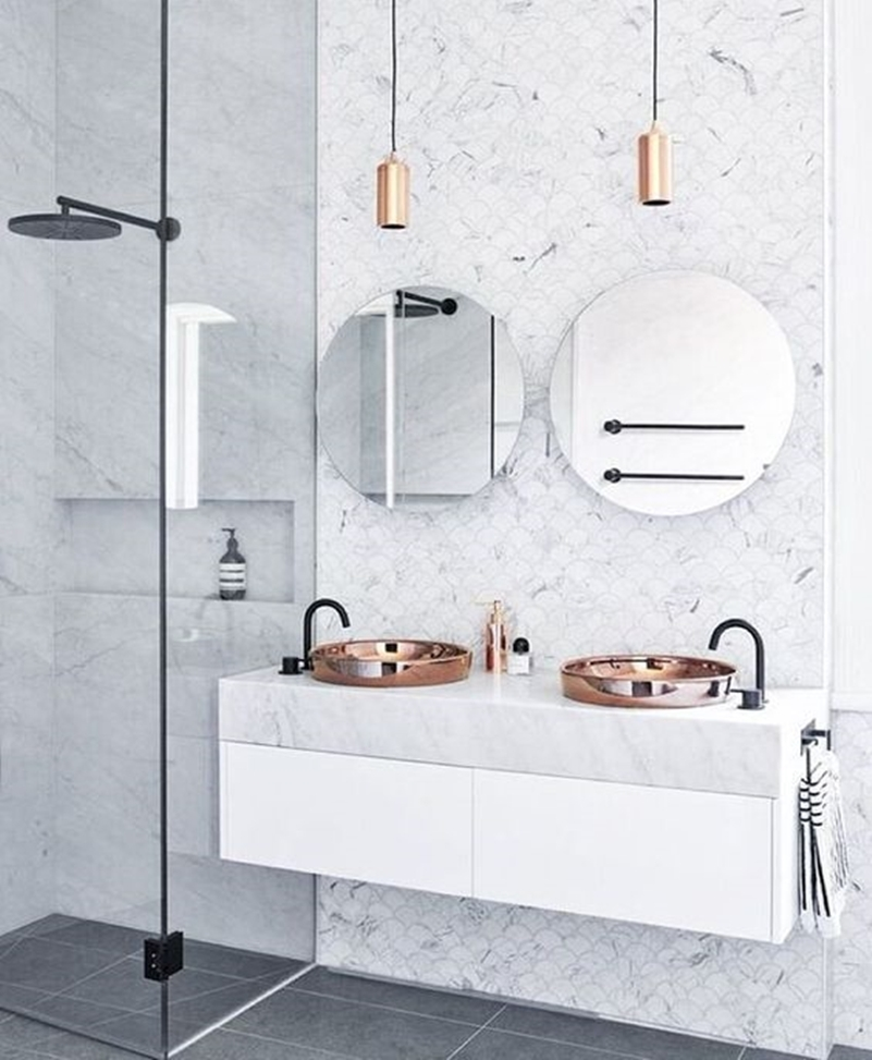 Minimalist bathroom 8