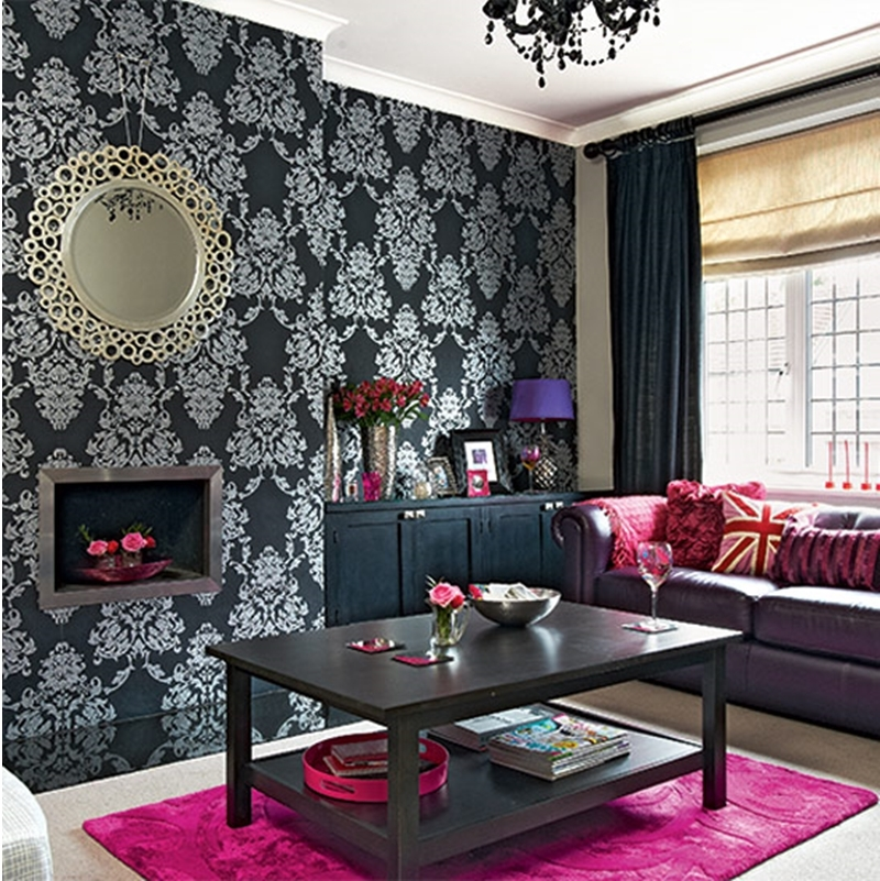 Modern wallpapers ideas for your room wall 10