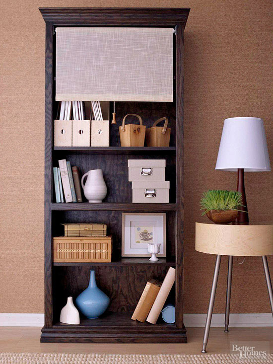 Bookshelf to store your stuff