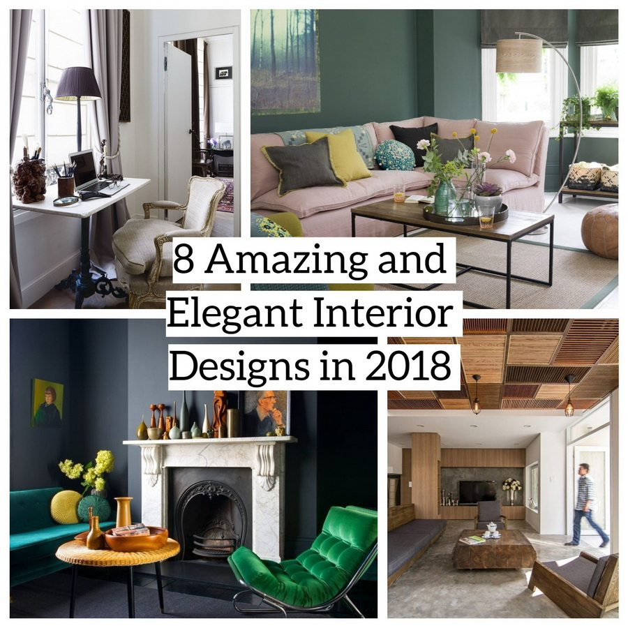 8 Amazing Dream Home Interior Designs In 2018 For Elegant Room