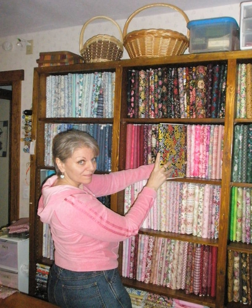 Fabric storage 1