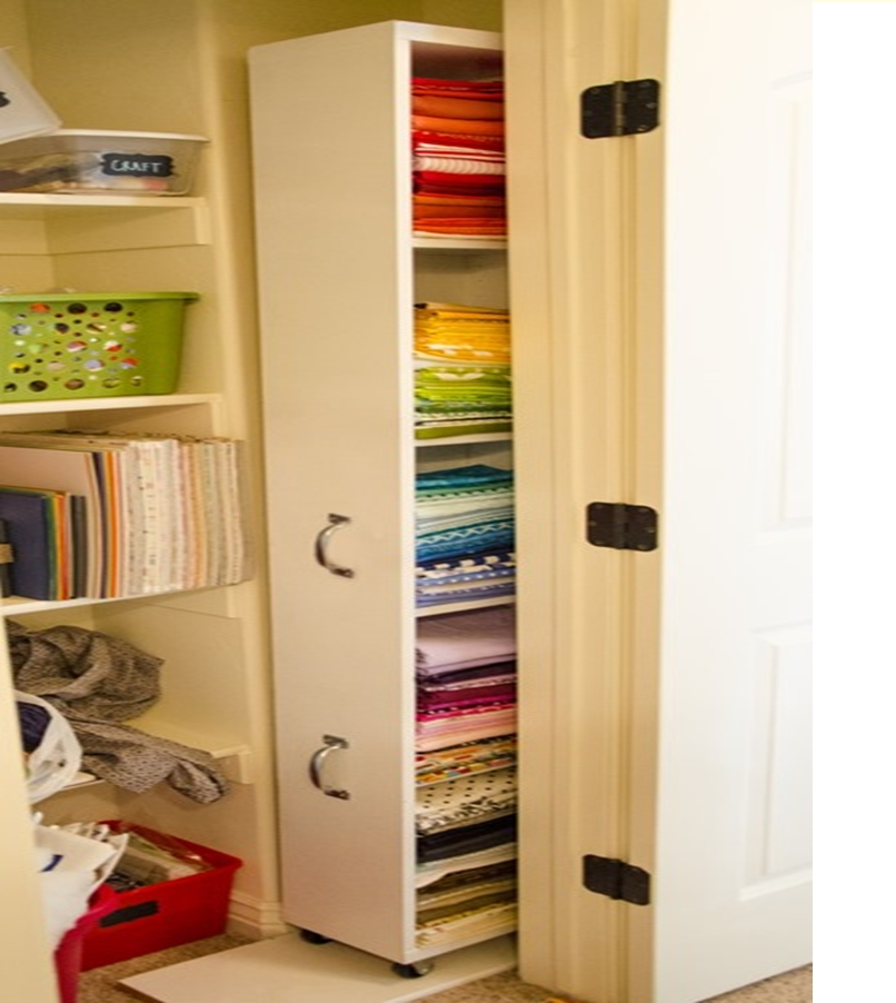 Fabric storage 6