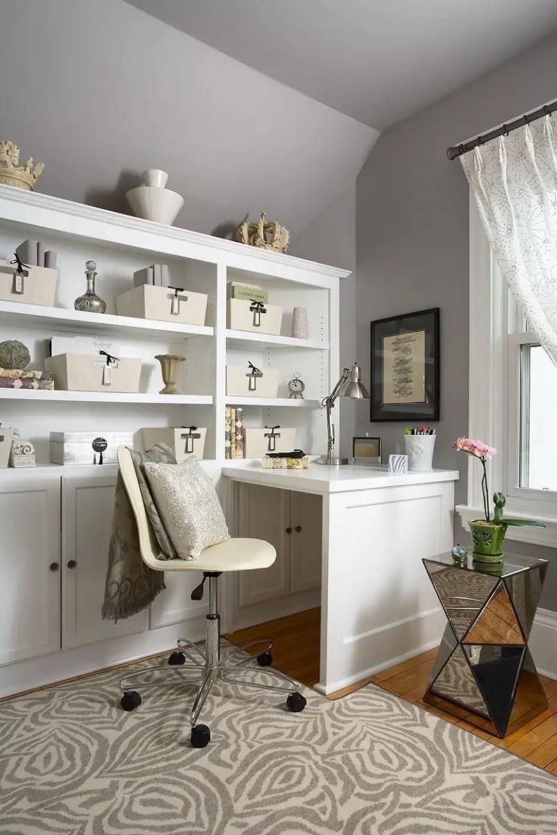 Grey tone workspace
