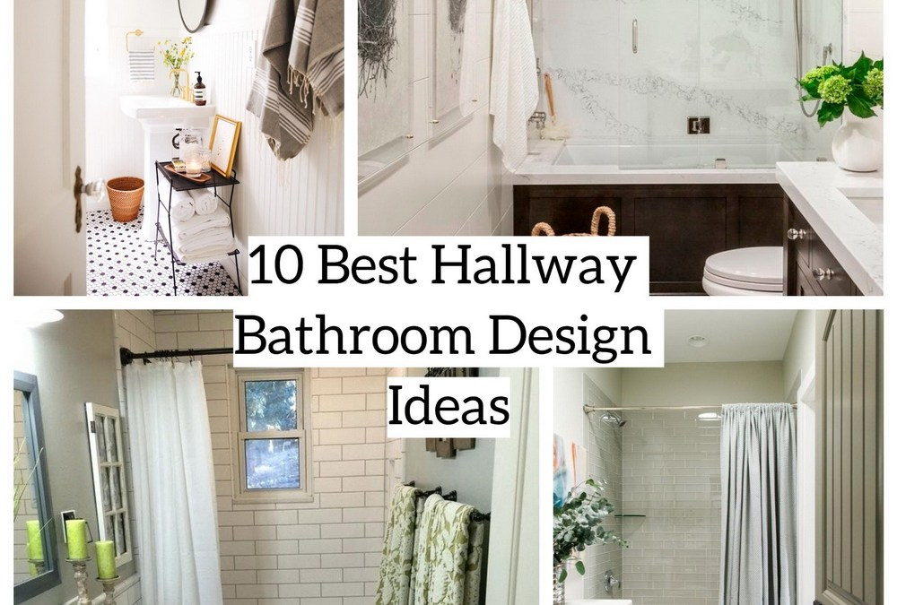 10 Best Hallway Bathroom Design Ideas